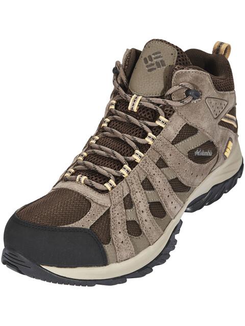 Columbia Redmond XT Mid Waterproof Miehet kengät , ruskea